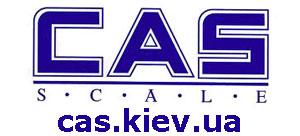 Весы CAS в Украине